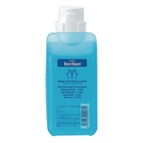 Sterillium Perfumed Liquid Hand Sanitiser 500ml