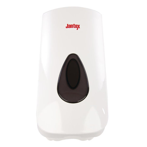 Jantex White Foam Soap Dispenser 800ml