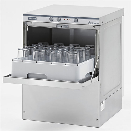 Halcyon Amika AMH45 glasswasher supplier local Leeds Yorkshire low cost