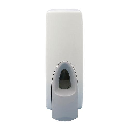 Rubbermind White Spray Hand Soap Dispenser 800ml