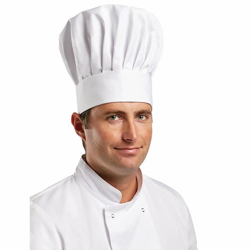 Whites Tallboy Chefs Hat