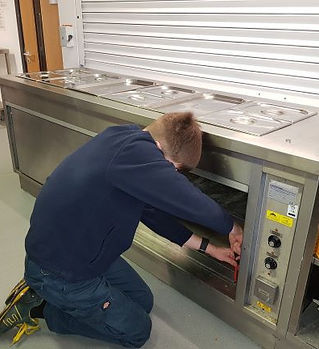 Catering Equipment Service and Repair Engineers