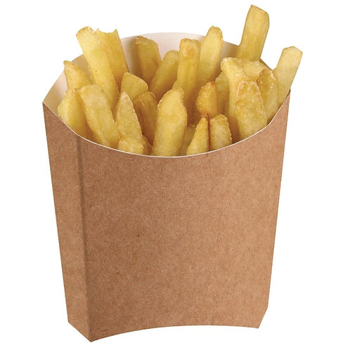 Compostable Chip Cartons x 1000