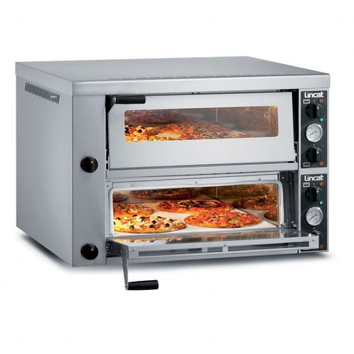Supplier of Lincat Twin Deck Pizza Oven PO430-2 near me Leeds Yorkshire
