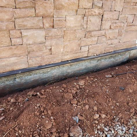 Foundation Erosion
