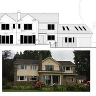 Farleigh House, Monkton Farleigh
