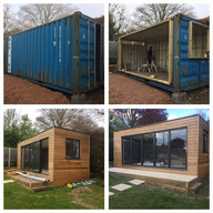 Container Studio 01, Batheaston