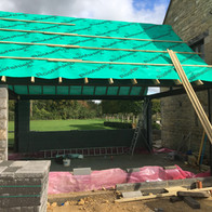 Extension to the Granary Barn, Upper Westwood