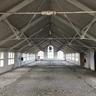 Collar Factory Interior, Taunton