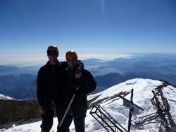 Summit of Orizaba