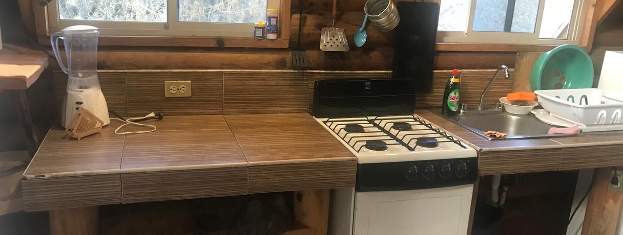 Kika's Upstairs Kitchen