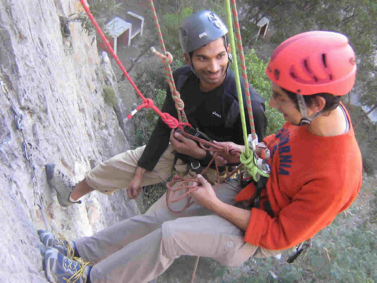 Three Person Climb $140 Each