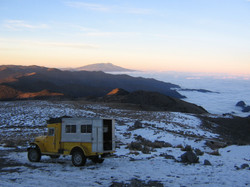 Arriving to Base Camp