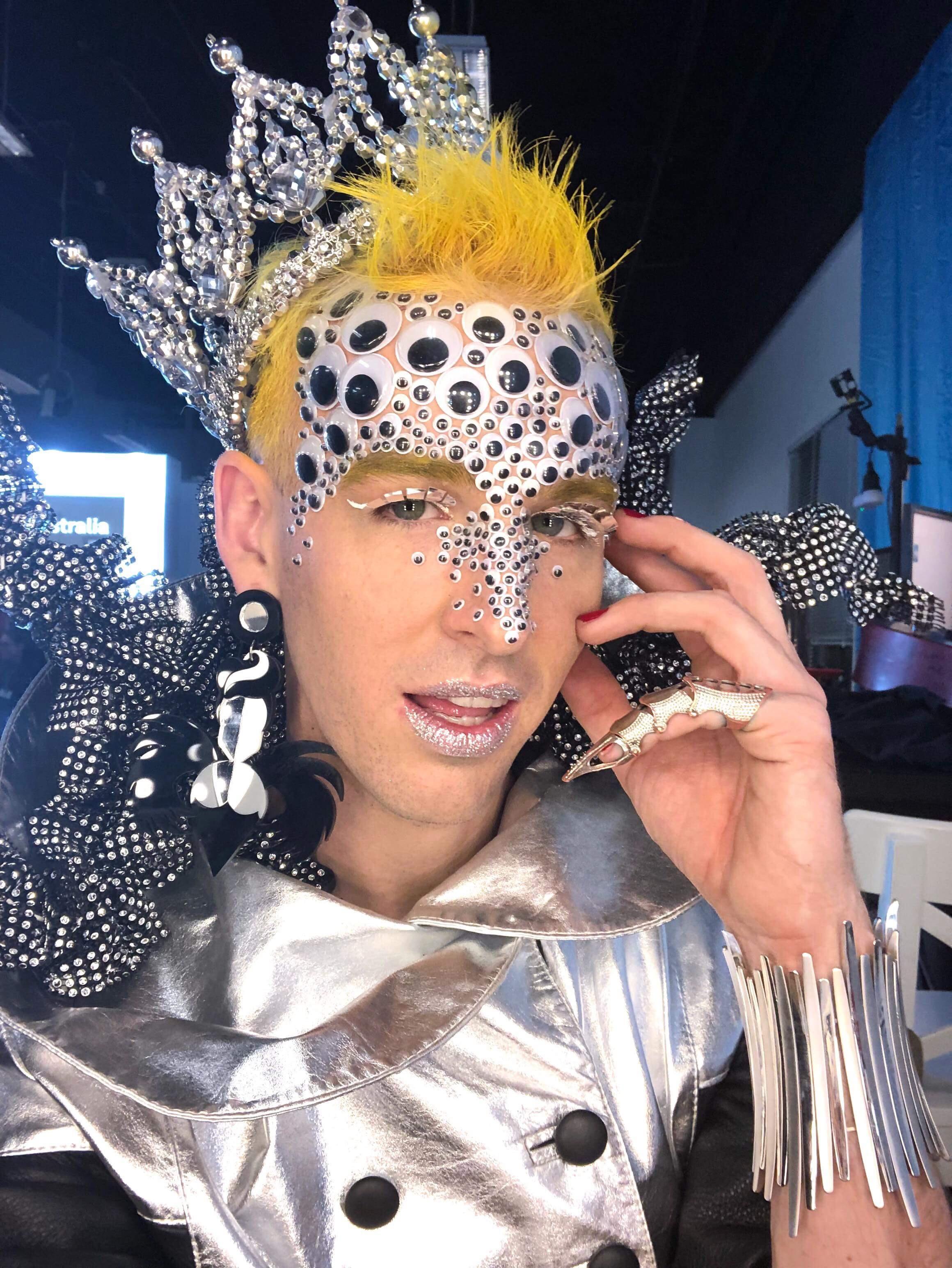 ATN Ep 2_Gaga Look 1