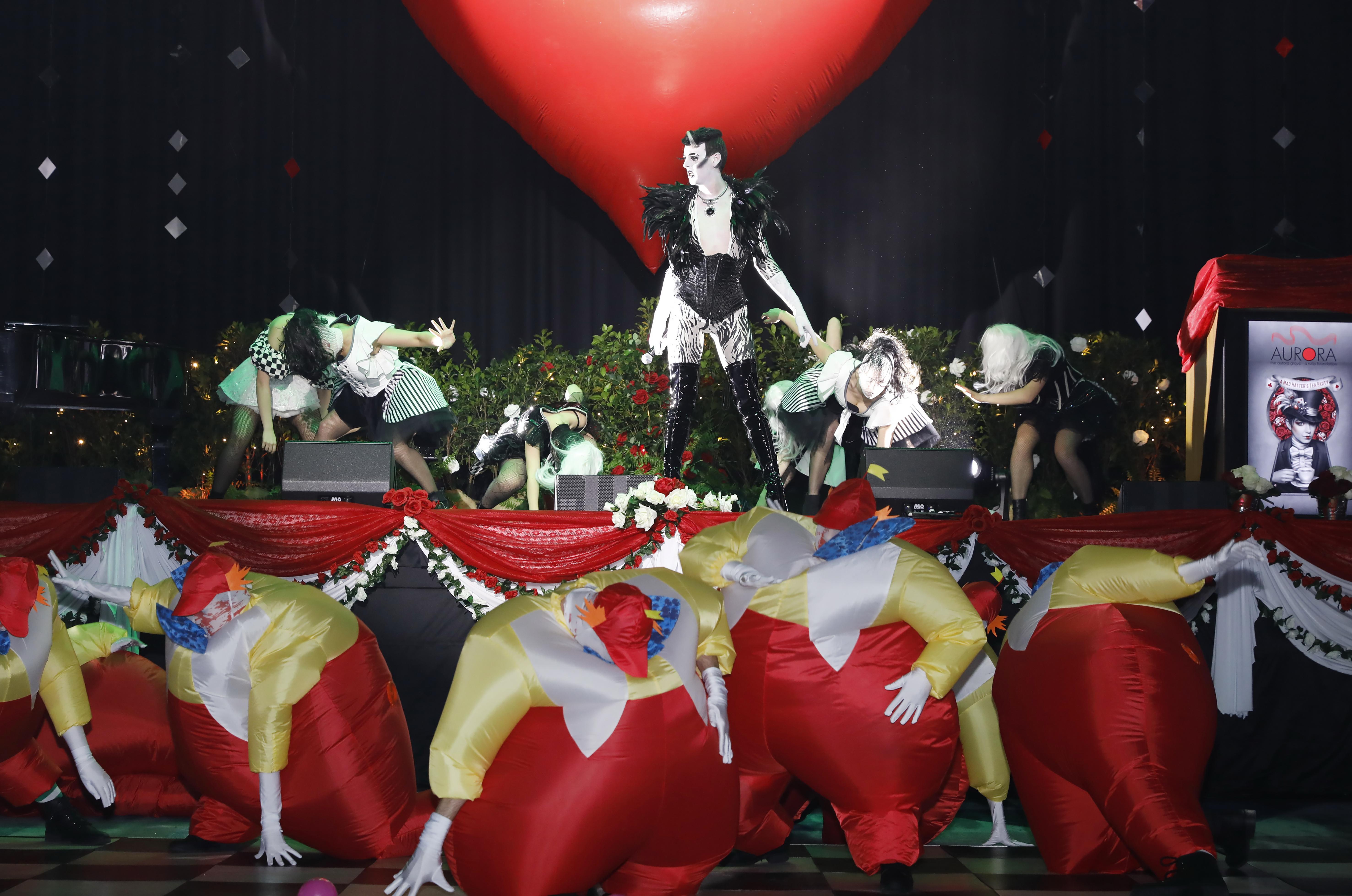 ann-marie calilhanna- aurora 18th ball @