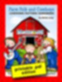 Farm Folk & Cowboys Linework Pattern Book PDF