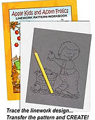 Annie Lang's Line Art Pattern Coloring Books