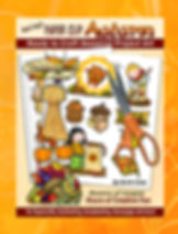 Annie Lang's Paper Clip Autumn ready to craft seasonal project art project book