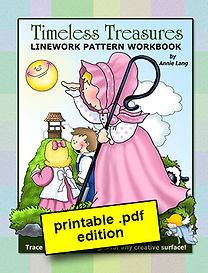Timeless Treasures Linework Pattern Book PDF