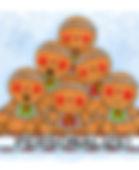 Holiday Gingerbread Gang
