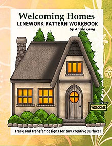 Welcoming Homes Linework Pattern Book