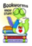 Annie Lang's Bookworms Know Stuff! Children's Book
