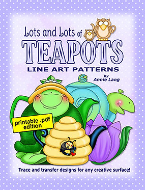 Lots and Lots of Teapots