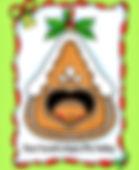 Merry Little Gingerbread Christmas