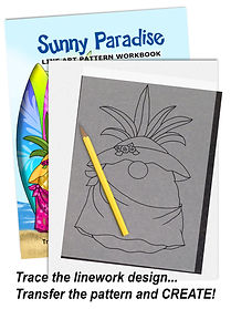 Annie Lang's Sunny Paradise Patterns