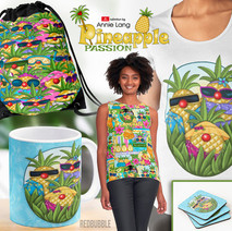 Pineapple Passion Collection