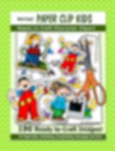 Annie Lang's Paper Clip Kids