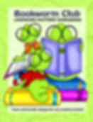 Bookworm Club Linework Pattern Book