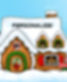 Warm Welcome Gingerbread Cottage