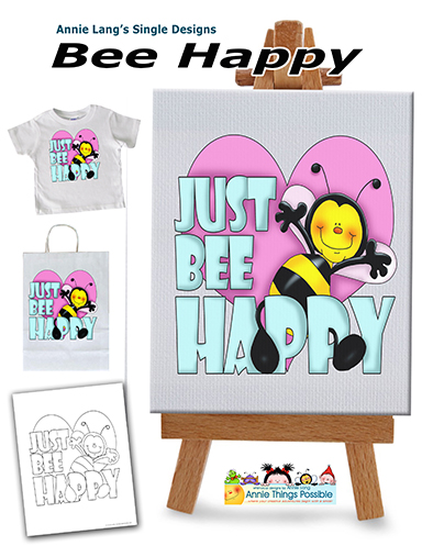 Bee Happy Singles