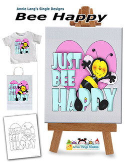 Bee Happy Singles