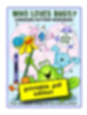 Who Loves Bugs? Linework Pattern Book PDF