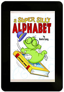 Annie Lang's Super Silly Alphabet on KINDLE