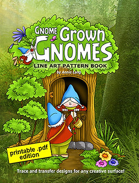 Gnome Grown Gnomes