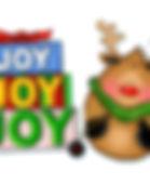 Christmas Reindeer Joy