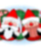 Share Joy Santa Pair