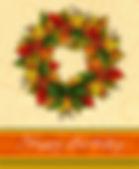 Autumn Wreath Birthday