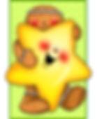 Christmas Ginger Star