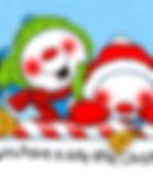 Jolly Christmas Snowmen