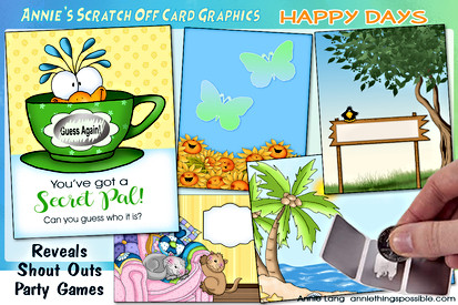 Happy Days Clipart