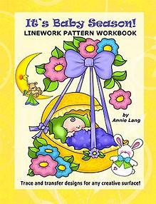 Baby Season Linework Pattern Book
