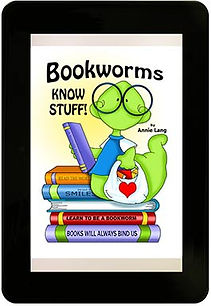 Annie Lang's Bookworms Know Stuff Kindle E-Book