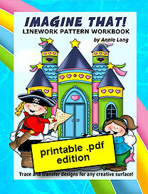 Imagine That! Linework Pattern Book PDF