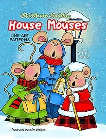 Christmas Holiday House Mouses Paperback edition by Annie Lang
