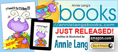 """Written and illustrated by Annie Lang, """"I Found It So I'll Keep It!"""" is an easy to read children's story for young readers that will keep them engaged with each turn of the page."""