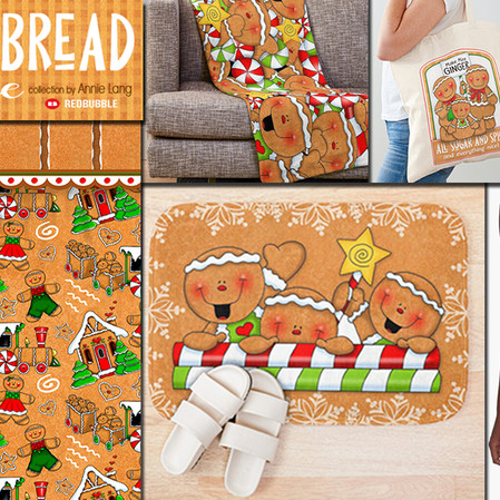 Gingerbread Collection